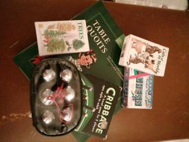 Games package indoors