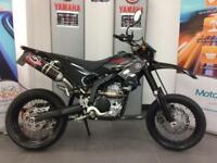 YAMAHA WR250X SUPERMOTO DELIVERY ARRANGED HPI CLEAR P/X WEWLCOME