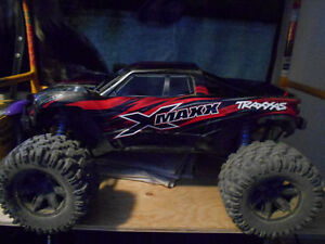 TRAXXAS  RC  VEHICLES  FOR  SALE