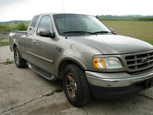 Parting out 2002 F150 XLT/XTR Cambridge Kitchener Area image 4