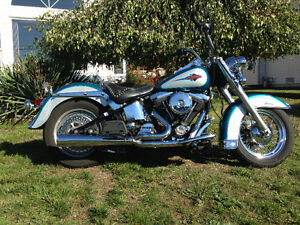 1995 Softail New Motor $8500