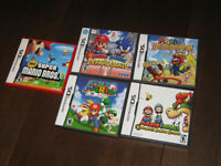 Nintendo DS games in Excellent condition