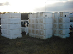 WATER / STORAGE TANKS