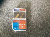 Headphone Adapter Kit Brand New