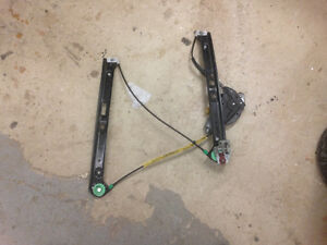 BMW window regulator with motor