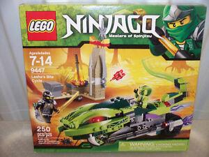 LEGO NINJAGO **NEUF** / **NEW** 9447  /  2520 West Island Greater Montréal image 1