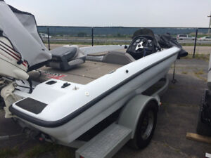Nitro Bass boat for sale
