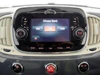 2017 FIAT 500 1.2 Lounge 3dr