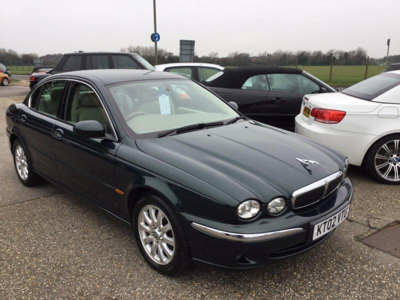 Jaguar X-TYPE 2.5 V6 auto SE