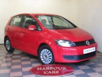 2011 Volkswagen Golf Plus 1.6TDI BlueMotion S, 34,000 Miles £30 Road Tax