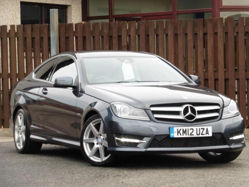 Mercedes benz c class c250 2 1cdi blueefficiency amg sport for Mercedes benz c250 sport 2012