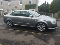 Audi A4 sline Quattro, remapped Loads spent owned for last 8 years