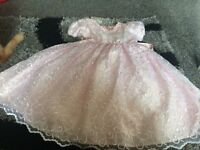 Girls pink Chantelle Original dress