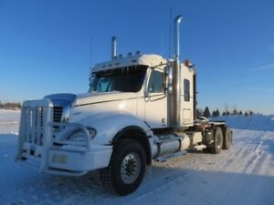 2006 FREIGHTLINER COLUMBIA WINCH TRACTOR AT www.knullent.com