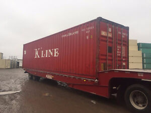 STEEL STORAGE CONTAINER FOR RENT OR PURCHASE!!!