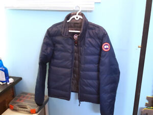 Canada    Goose Lodge    Jacket ( Spirit Blue)