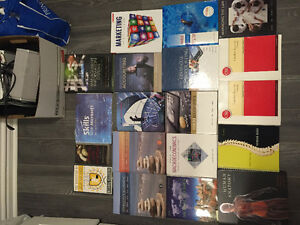 COLLECTION OF RYERSON AND UNIVERSITY TEXTBOOKS