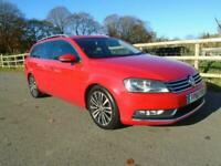 2011 Volkswagen Passat 2.0 TDI Bluemotion Tech Sport 5dr ESTATE Diesel Manual