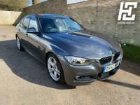2012 62 BMW 3 SERIES 2.0 320D M SPORT 4D 181 BHP DIESEL