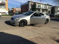 Beautiful with maintained g35