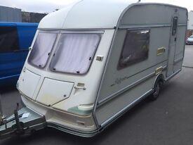 2 birth caravan 1992