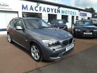 2011 BMW X1 2.0 XDRIVE18D M SPORT 5d 141 BHP Estate Diesel Manual