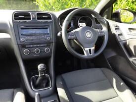 2014 Volkswagen GOLF 1.6 SE TDI BLUEMOTION TECHNOLOGY Manual Convertible