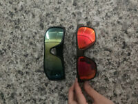 Brand new and real oakley glasses