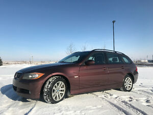2006 BMW 3-Series 328i X DRIVE Wagon