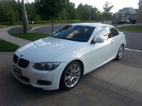 2011 BMW 3-Series 335i Coupe + M Sport Package (Manual trans)