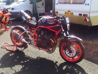 Bandit 600/750 gsxr drag bike