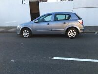 VAUXHALL ASTRA 1.6 CLUB 2006 (06) SILVER! ONLY 75000 MILES!!