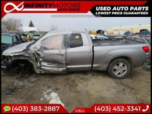 2008 TOYOTA TUNDRA FOR PARTS PARTING OUT CARS CAR PARTS
