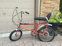 1973 Mk2 Raleigh Chopper - Complete, Straight And Stored