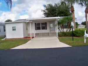 FOR RENT 2/2 Manufactured Home in Haines City Fl