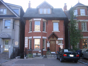 Office space available for Rent at Yonge/St Clair Ave East Area.