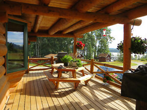 RV Park/Campground Featuring Log Home For Sale Prince George British Columbia image 5