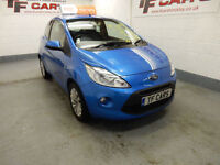 Ford Ka 1.2 Zetec - LOW MILEAGE! FINANCE AVAILABLE!