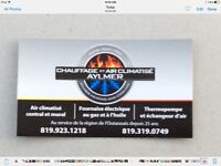 Heating And Air Conditioning Installers