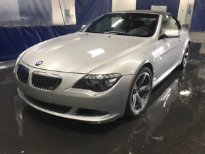 2008 BMW 650i Convertible with no work needed!