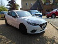 2015 Mazda Mazda3 2.2TD ( 150ps ) SKYACTIV-D Auto Sport Nav (35000 Miles)