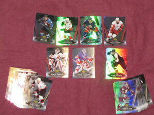 150 McDonald's cards -- near-full 06-07 and 08-09 sets