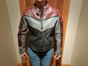 VETTER WINDJAMMER MOTORCYCLE JACKET