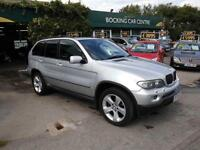 BMW X5 3.0d auto 2004 Sport 4X4 DIESEL EVERY EXTRA EXCELLENT