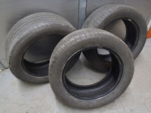 3x Goodyear Eagle LS 2 265/50R19 110V