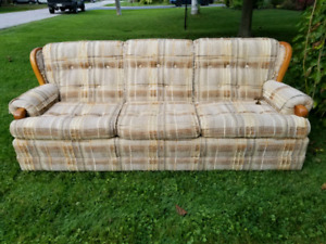 Chesterfield + Chair (Meaford)