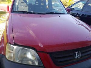 2000 Honda CR-V Selling Parts