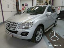 image for Mercedes-Benz ML350 3.0TD ( 221bhp ) 4X4 BlueEFFICIENCY 7G-Tronic Sport