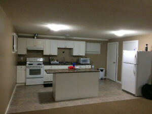 2 Bedroom Large Basement for rent from January 1st