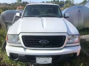 2008 Ford Ranger Supercab For Parts